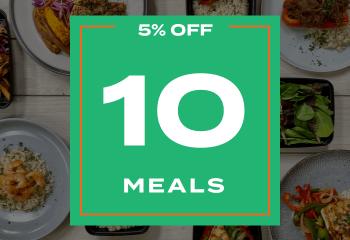 Any 10 Meals