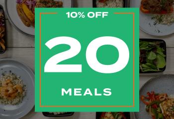 Any 20 meals