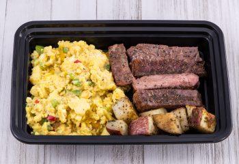 Hearty Steak & Eggs
